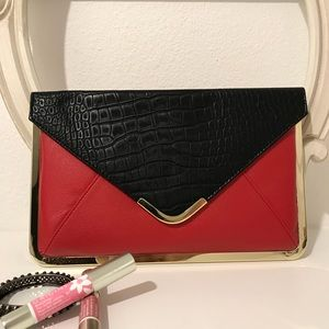 Handbags - NWOT ASOS Envelope Clutch
